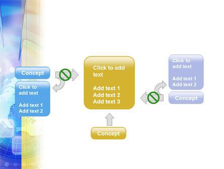 Clock Face PowerPoint Template Slide 13