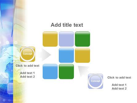 Clock Face PowerPoint Template Slide 16