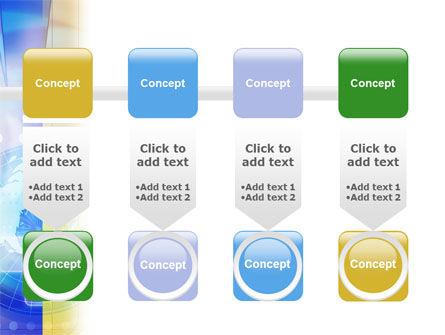 Clock Face PowerPoint Template Slide 18