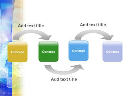 Clock Face PowerPoint Template Slide 4