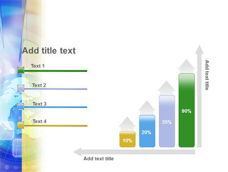 Clock Face PowerPoint Template Slide 8