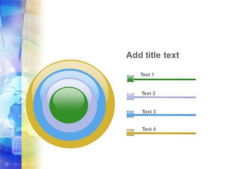 Clock Face PowerPoint Template Slide 9