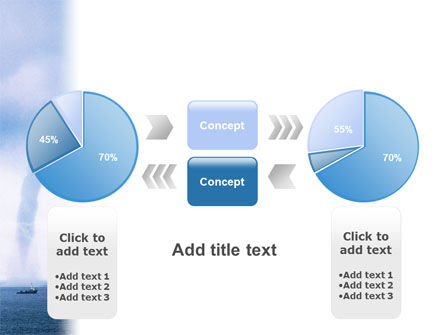 Waterspout PowerPoint Template Slide 11