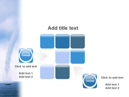 Waterspout PowerPoint Template Slide 16