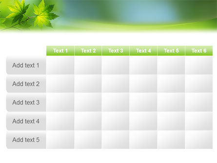 Flora PowerPoint Template Slide 15