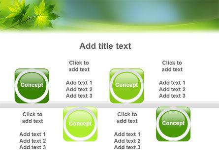 Flora PowerPoint Template Slide 19