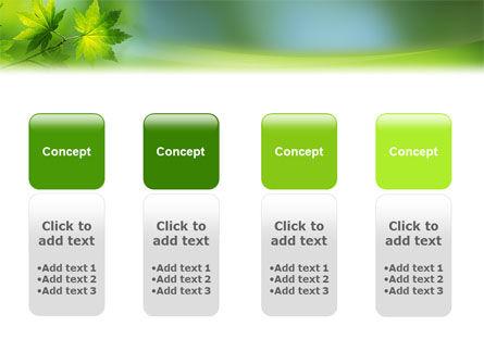 Flora PowerPoint Template Slide 5