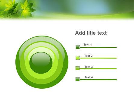Flora PowerPoint Template Slide 9