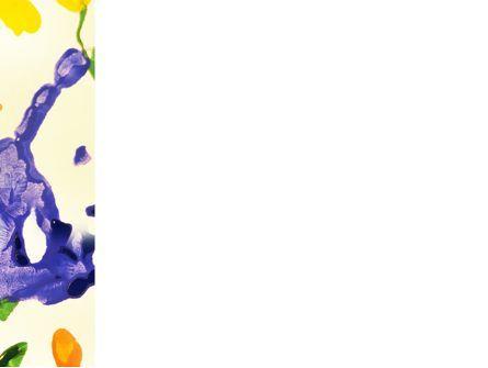 Paint PowerPoint Template, Slide 3, 02218, Education & Training — PoweredTemplate.com