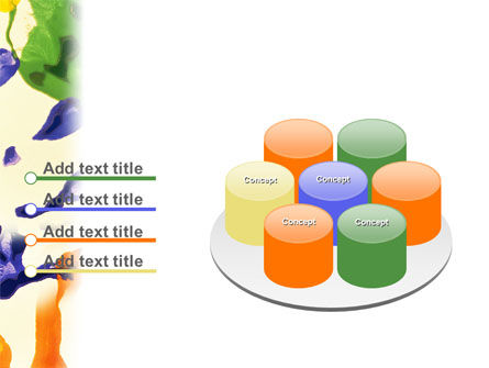 Paint PowerPoint Template Slide 12