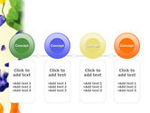 Paint PowerPoint Template#5
