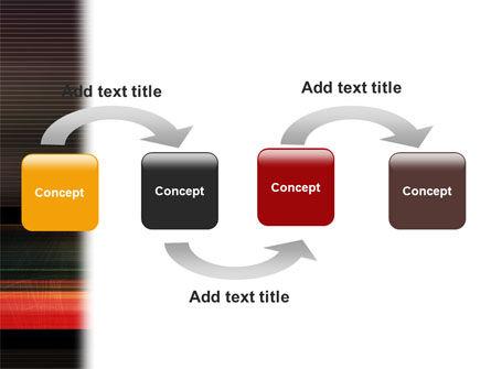 Running Technique PowerPoint Template, Slide 4, 02222, Sports — PoweredTemplate.com