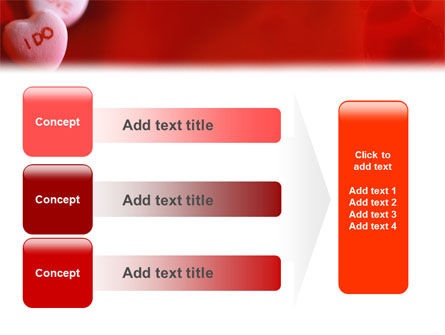 Love Candies PowerPoint Template Slide 12