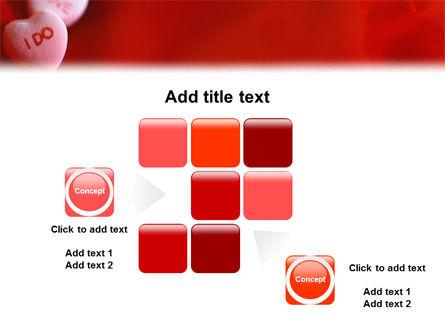 Love Candies PowerPoint Template Slide 16