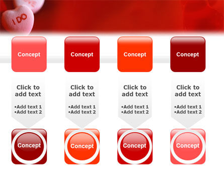 Love Candies PowerPoint Template Slide 18