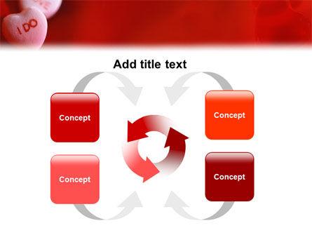 Love Candies PowerPoint Template Slide 6