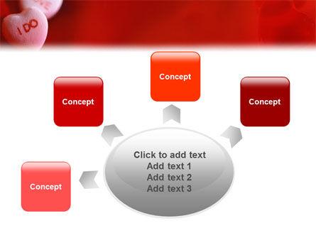Love Candies PowerPoint Template Slide 7
