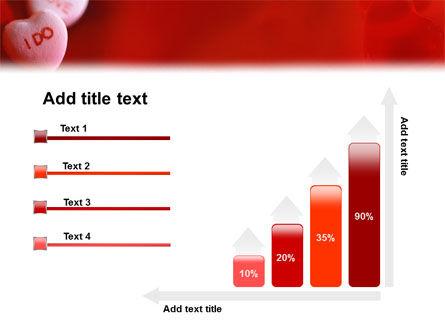 Love Candies PowerPoint Template Slide 8
