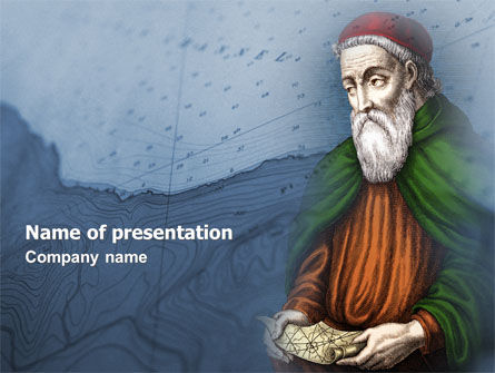 Education & Training: Age of Discovery PowerPoint Template #02224