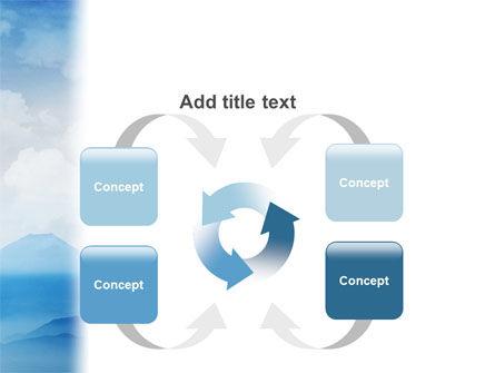 Fujiyama PowerPoint Template Slide 6