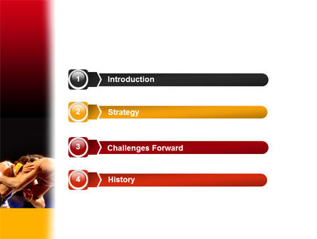 Combat PowerPoint Template Slide 3