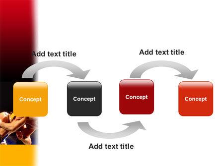 Combat PowerPoint Template Slide 4