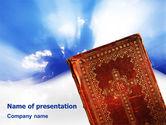 Religious/Spiritual: Bible PowerPoint Template #02236