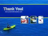 Kayaking PowerPoint Template#20