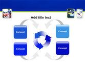 Kayaking PowerPoint Template#6