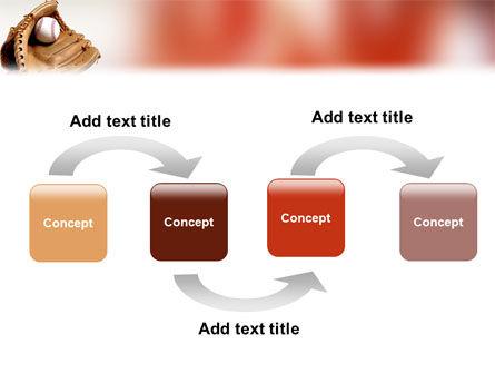 School Baseball PowerPoint Template, Slide 4, 02242, Sports — PoweredTemplate.com