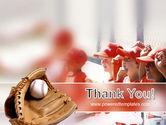 School Baseball PowerPoint Template#20