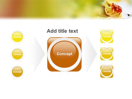 Italian Food PowerPoint Template Slide 17