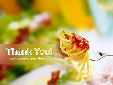 Italian Food PowerPoint Template Slide 20