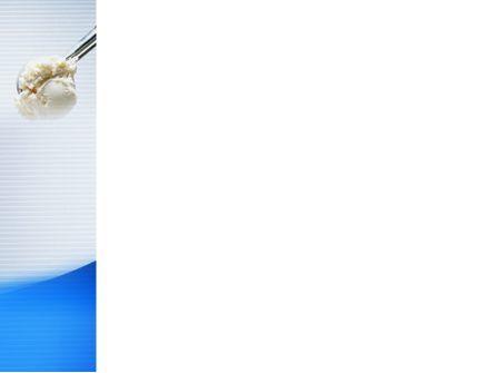 Raspberry Ice Cream PowerPoint Template, Slide 3, 02247, Food & Beverage — PoweredTemplate.com
