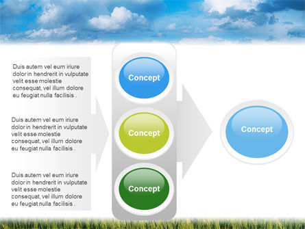Grain PowerPoint Template Slide 11