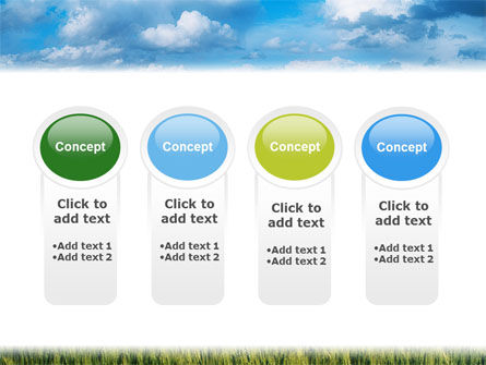 Grain PowerPoint Template Slide 5