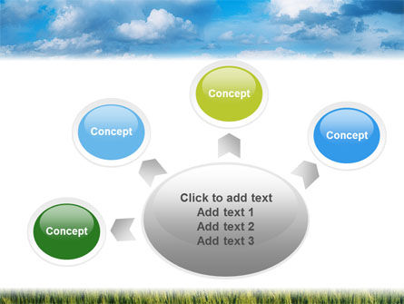 Grain PowerPoint Template Slide 7