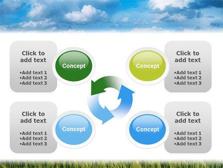 Grain PowerPoint Template Slide 9