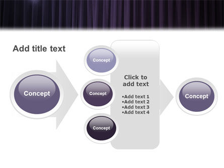 Show Business PowerPoint Template Slide 17