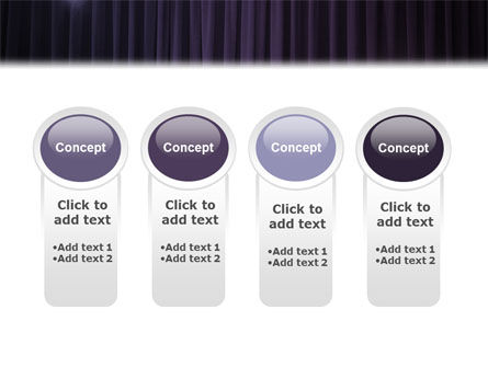Show Business PowerPoint Template Slide 5