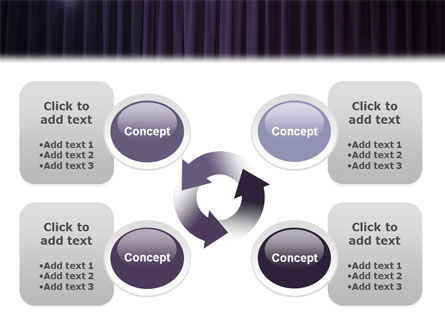 Show Business PowerPoint Template Slide 9