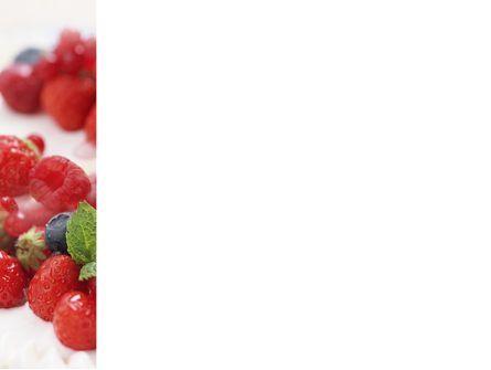 Berry PowerPoint Template, Slide 3, 02250, Food & Beverage — PoweredTemplate.com