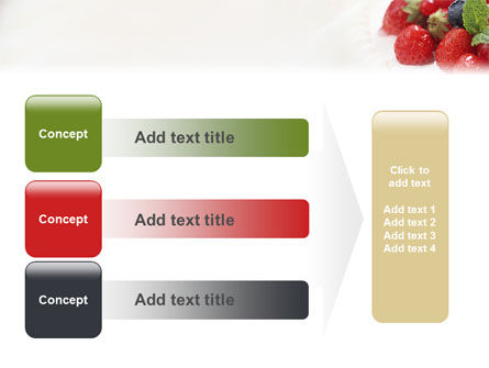 Berry PowerPoint Template Slide 12