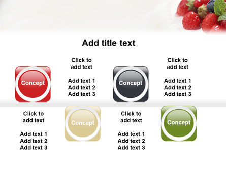 Berry PowerPoint Template Slide 19