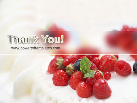Berry PowerPoint Template Slide 20