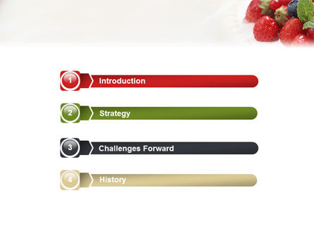 Berry PowerPoint Template Slide 3