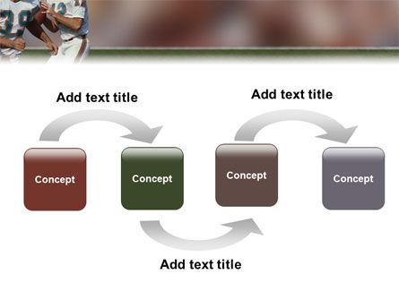 American Football Game PowerPoint Template Slide 4