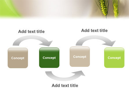 Work On The Farm PowerPoint Template, Slide 4, 02253, Agriculture — PoweredTemplate.com
