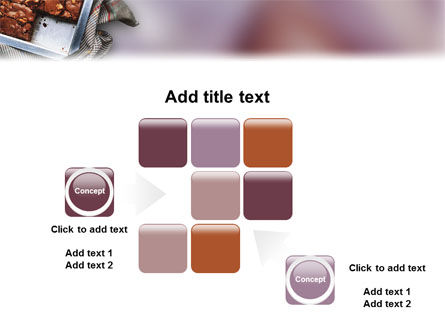 Pie In Baking Tray PowerPoint Template Slide 16