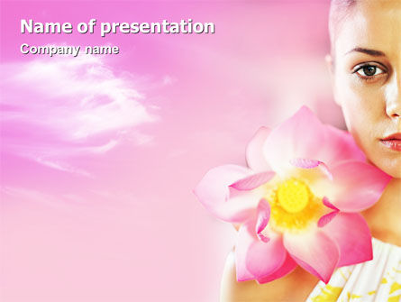 Resort PowerPoint Template, 02258, Holiday/Special Occasion — PoweredTemplate.com